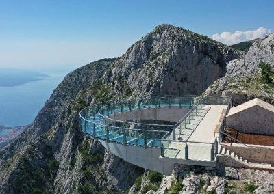 Sightseeing - Skywalk-Biokovo